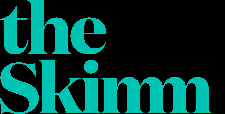 Logo: The Skimm